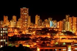 Honolulu at Night