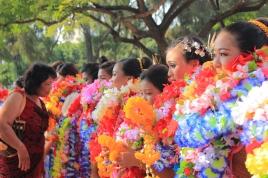 Thai Festival Contestants