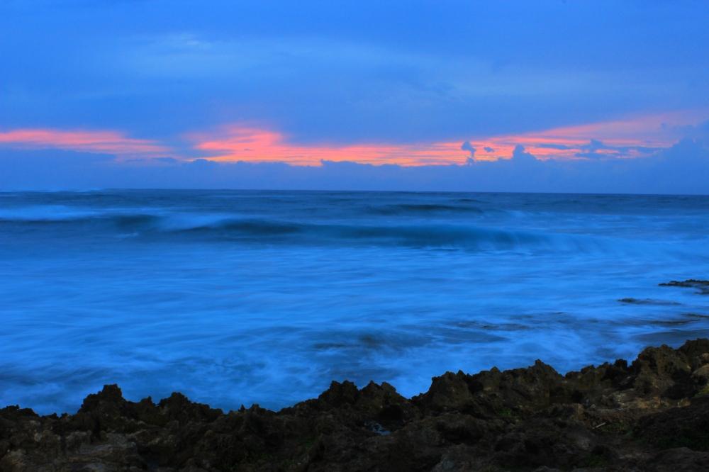 Sunset at Turtle Bay